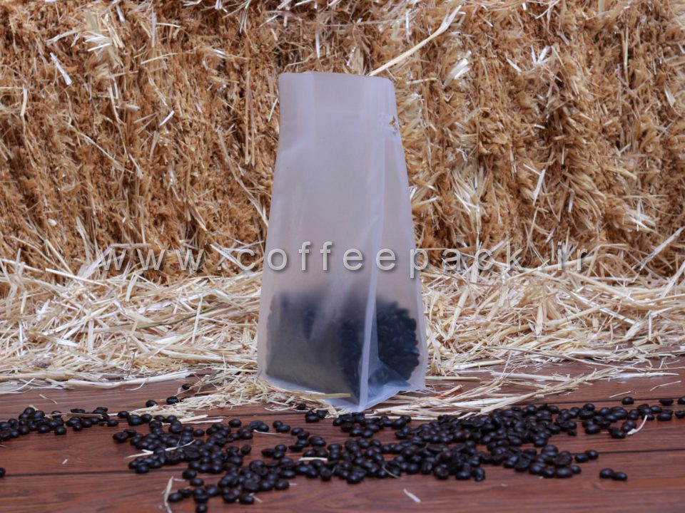 پاکت قهوه